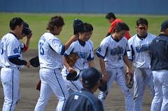 DSC_1114 (mechiko) Tags: 120205 横浜ベイスターズ 渡辺直人 横浜denaベイスターズ 2012春季キャンプ