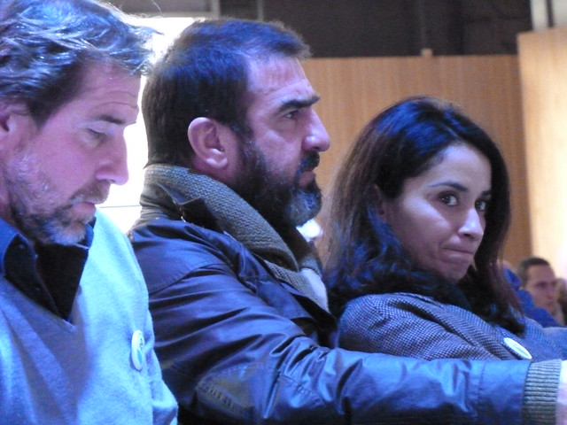 """Jean-Marie et Eric Cantona, ainsi que Rachida Brakni engagés autour du """"contrat social"""" de la Fondation Abbé-Pierre"""