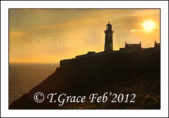 2252  Mine Head Lighthouse Co Waterford (jonestown_pic /Tom GracePhotography.com) Tags: ireland sea water lighthouses sunsets minehead cowaterford carrickcameraclubmember tomgracephotographycom