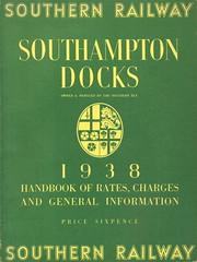 Southern Railway - Handbook to Southampton Docks, 1938 (mikeyashworth) Tags: 1938 hampshire southampton southernrailway southamptondocks railwayephemera southamptondockshandbook shippingpublicity mikeashworthcollection
