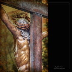 Santa Semana (Julio_Castro) Tags: nikon cruz paso cristo semanasanta procesin nikond200 juliocastro