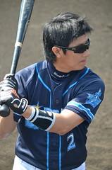 DSC_0898 (mechiko) Tags: 横浜ベイスターズ 120212 渡辺直人 横浜denaベイスターズ 2012春季キャンプ