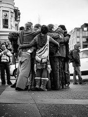 Group Hug - II (Joris_Louwes) Tags: people hug group grouphug spontaneous sponteneous hugfest