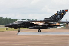 45+51 Tornado IDS German Air Force RIAT Fairford 18.07.11 (wobblybob33) Tags: force air tiger german tornado fairford ids riat panavia 4551 egva