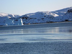 DSCN7434E (k_joelsen326) Tags: snow mountains dogs birds boats islands fishing ships lakes countries greenland streams artic harbors iceburgs qaqortoq inuits brightlypaintedbuildings