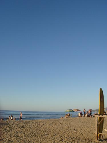 Sayulita sunny beach