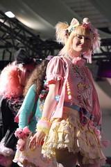 Lolita (NekoJoe) Tags: uk england london geotagged unitedkingdom event lolita japaneseculture lolitas gbr jculture lolitafashionshow japanesestreetfashion hyperjapan hyperjapan2012 geo:lat=5148833538 geo:lon=019676552 hyperjapanspring2012