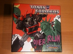 TFCC Over-Run (Runabout) (Crimboween) Tags: club transformers g1 collectors runabout overrun tfcc