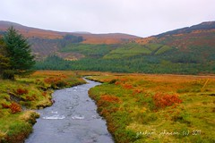 Glen briittle (EXPLORED) (gmj49) Tags: skye water river scotland sony glen hills brittle gmj a350