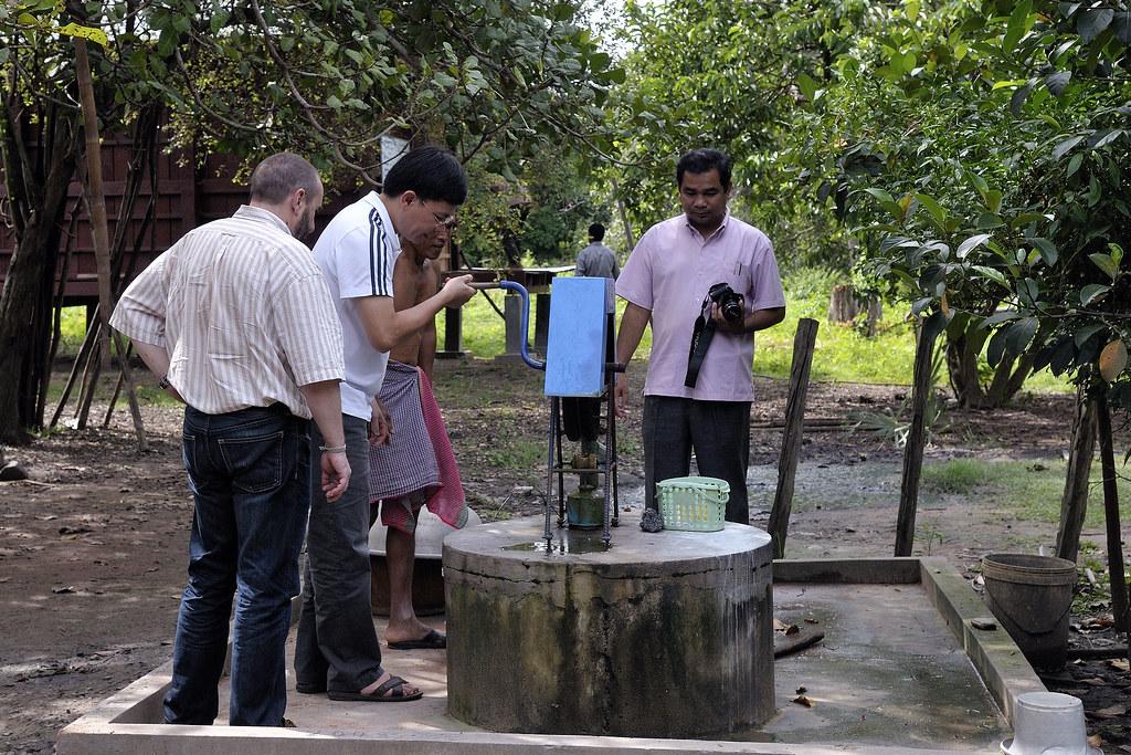 Reservoir eau