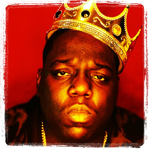 R.I.P. to the late great B.I.G.