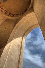 Alfateh Gates (heshaaam) Tags: architecture bahrain gates mosque hdr islamic manama alfateh