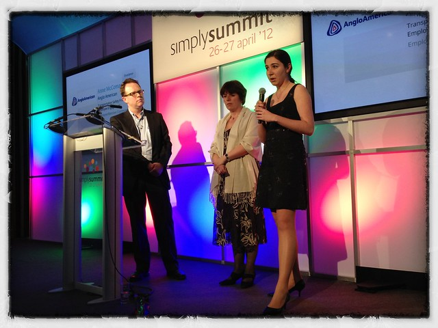 IABC EMErald Awards Gala @ #SimplySummit