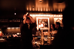 JOH_1452 (star5112) Tags: food chicago bar dinner menu restaurant illinois bartending drinking shrimp next alcohol dining aviary scotch dwr cocktails theoffice mixology speakeasy xoco designwithinreach mixologist