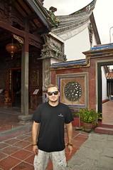 Malacca - (Malaysia) (AroundtheWorldwithKid) Tags: temple asia southeastasia colonial australia malaysia queensland rtw melaka malacca noosaheads oceania travelwithchildren travelwithkid australiaeasterncoast