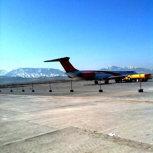 Mazar-e-Sharif Airport
