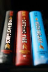Real or not real? (WeeLittlePiggy) Tags: movie books gale read peeta catchingfire katniss hungergames mockingjay