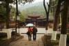 """Togetherness"" CHINA Leshan Sichuan province Mount Emei Monastry 2822 AJ20"