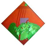 "<b>Spacescape</b><br/> Douglas Salveson ""Spacescape"" Mixed, 1968 LFAC #148 Fine Arts Festival Date: 3-10-68 to 3-30-68<a href=""http://farm8.static.flickr.com/7066/7045834311_69f14e48f1_o.jpg"" title=""High res"">∝</a>"