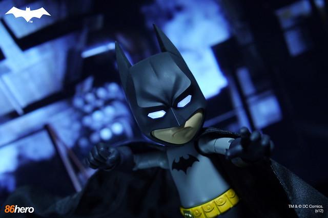 Hybrid Metal Figuration No.004 DC Comics 蝙蝠俠