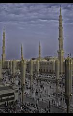 Medina - طيبة الطيبه (Rakan - J) Tags: medina المنورة المدينه حيث الطيبه العجيبه طيبة الراحة النفسيه