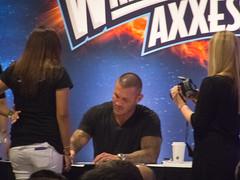 WWE Fan Axxess - Randy Orton