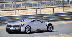 Pagani Huayra [On Explore !] (BenjiAuto (Ratet B. Photographie)) Tags: show road france cars sport race italian nikon meeting gear ferrari enzo autos 1855 nikkor modena lamborghini luxury supercar maserati vienne zonda supercars paddock pitlane pagani horacio 55200 paddocks huayra vigeant d3000 ratet worldcars hypercars classiche sportcollection