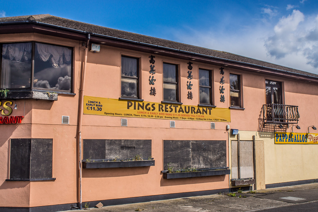 Pings Restaurant - The Grove Stillorgan (Closed)