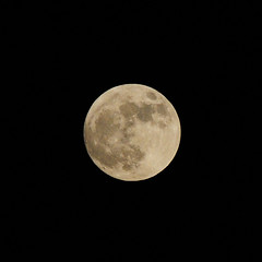Supermoon (anexxx) Tags: moon night darkness space poland luna full astrophotography noc ksiyc niebo supermoon