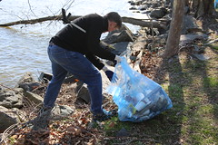 "Potomac River Watershed Clean Up • <a style=""font-size:0.8em;"" href=""http://www.flickr.com/photos/117301827@N08/13646594154/"" target=""_blank"">View on Flickr</a>"