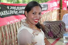 Ibu Wati (GeckoZen) Tags: wedding bali indonesia ceremony guest mariage invite