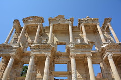 Library of Celsus-Ephesus, Turkey (andyteach) Tags: ephesus ephesusturkey libraryofcelsus celsuslibraryephesus ancientruinsofturkey
