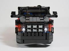 RC Micro Truck (Chade.) Tags: truck lego technic micro rc
