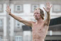 Desnudo protesta (sairacaz) Tags: canon nude protesta galicia vigo desnudo manifestación canon70200mmf4lusm eos70d