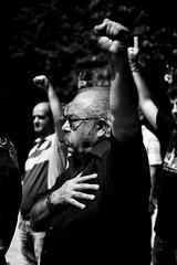 . (Thorsten Strasas) Tags: berlin de demo deutschland sadness march is banner explosion flags embassy demonstration schild sin syria transparent remembrance vigil isis wrath kranz bombattack tiergarten grief victims tuerkei mda flaggen syrien kurds botschaft isil fahnen trauer tuerkey opfer hdp dielinke kurden schwarzweis trauerfeier sdgf sozialistischejugend bombenanschlag socialistyouth selbstmordanschlag daesh pirsus leftparts