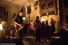 Gill Sandell (redrospective) Tags: music london church photography concert guitar live stage gig band violin cello instruments guitarist electricguitar shilhouette 2016 musicphotography stpancrasoldchurch tedbarnes electroacousticguitar annajenkins gillsandell may2016 josilveston 20160518