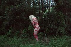 Red: 4/28. (SaraiDeza) Tags: red woman art nude photography photo fineart creative conceptual menstruation creativephotography conceptualphotography
