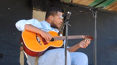 "Jerron ""Blind Boy"" Paxton - Shakori Hills Festival - Sunday Oct. 11, 2015 (tfjohnson) Tags: boy music fall festival dance nc blind north hills carolina and paxton pittsboro shakorihills 2015 jerron shakori of comeuntied"