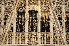 Cathdrale de Rouen - dtail (Pierre Fauquemberg) Tags: sculpture construction fance pierre religion cathdrale rouen contraste normandie glise ville faade centreville dtail vieilleville spiritualit mdival hautenormandie nikond750 pierrefauquemberg
