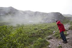 Monte Vettore (marco.pavoni) Tags: lago di monte pioggia montagna marche ascoli pilato piceno vettore foce