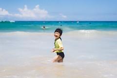 She loves the Beach. (MichelleSimonJadaJana) Tags: portrait color girl childhood zeiss children t sony sydney documentary lifestyle australia full 55mm snaps ii carl frame jana fe f18 za  jada sonnar nex    a7r vsco emount femount a7rii ilce7rm2