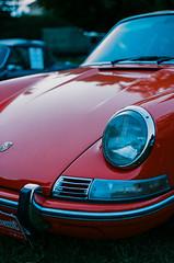 Porsche 911T (Iain Compton) Tags: car classiccar filmphotography kiev10 cassoviaclassic