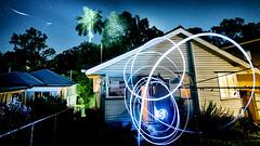 13APR16 Photo By Stephen Booth (Stephen Booth) Tags: light lightpainting night painting backyard nikon australia d750 nightsky maglite sbphoto stephenboothphotography wwwstephenboothphotographycomau sbphotocomau nikond750 photo2015stephenbooth