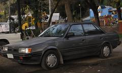 Subaru 1.8i GT Sedan 1988 (RL GNZLZ) Tags: sedan 1988 subaru gt lseries subaru18i
