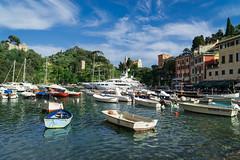 2016 Most beautiful place (jeho75) Tags: sony ilce 7m2 zeiss italien italy portofino port hafen fischerhafen frhjahr spring