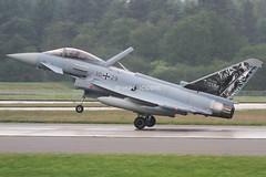 (scobie56) Tags: eurofighter 3029 taktisches luftwaffengeschwader 74 tlg74 neuburg etsn luftwaffe german air force