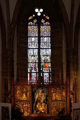 (Px4u by Team Cu29) Tags: salzburg altar glasmalerei stpeter gotik glaskunst margarethenkapelle aufbahrungskapelle