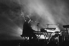 Black Blizzard (the underlord) Tags: london beard concert royalalberthall artist gig singer pointandshoot songwriter johngrant