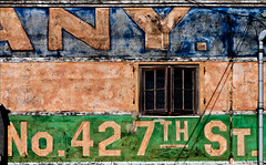 Private Suite (Junkstock) Tags: old blue windows signs color building green texture window sign wall oregon buildings typography photography photo alley graphics paint graphic photos decay text number textures photographs numbers photograph signage type astoria weathered aged distressed decayed patina agedwindow