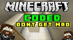 CODED: Dont Get Mad Map (TonyStand) Tags: game 3d gaming minecraft
